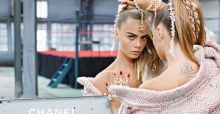 Cara Delevingne for Chanel AW 2014 2015