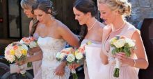 Bridesmaid colours 2015: trends and ideas