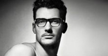David Gandy for Massimo Dutti and Lucky Brand