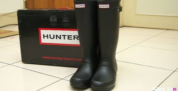 Hunter Wellies On Fashion Junkie By Excite UK