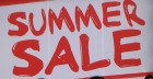 Dates of London summer sales 2013