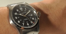 Military watches for men: a cheap alternative to diver's watches