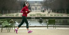 What to wear when running in cold weather