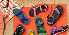 Best sandals for walking