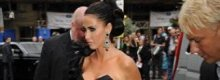 Bafta night - and look who's muscling in?