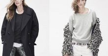 Isabel Marant's super chic capsule collection for H&M