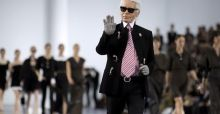 Karl Lagerfeld stars in video game to promote his sunglasses collection