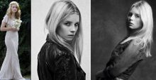 Kate Moss' little sister Lottie Moss is the new face of Storm