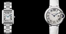 Cartier wristwatches for women that defy the hands of time