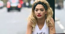 Rita Ora: The new face for Material Girl ad campaign