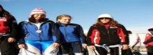 How to look good in ski wear for women