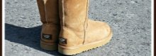 Ugg classic boots - give your feet the