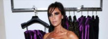 Victoria Beckham does rock-chick
