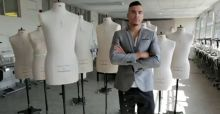 London Collections Men: Louis Smith