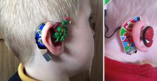 Sarah Ivermee makes hearing aids fun for children