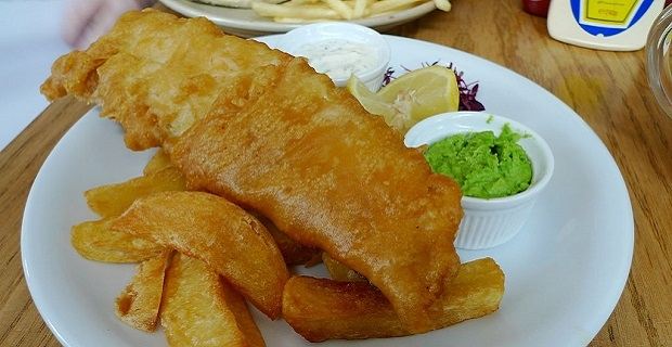 fish and chips calories and how they compare with other takeaways. Black Bedroom Furniture Sets. Home Design Ideas