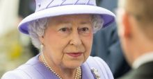 Queen Elizabeth hospitalized with gastroenteritis symptoms