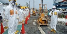 Fukushima: more contaminated water leaking into the Ocean?