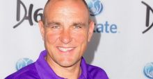 Actor Vinnie Jones and wife are battling skin cancer