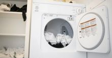 Clean laundry is full of germs and bacteria