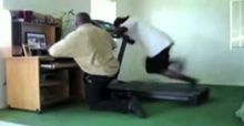 The Ultimate Treadmill Fails Compilation - Video
