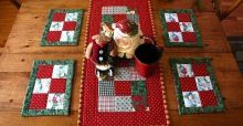 Christmas 2013: Patchwork ideas to brighten your home - Photo Gallery