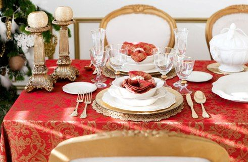 Zara Home Decorating Ideas For Chistmas Table