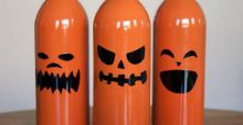Easy crafts for Halloween