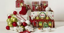 Harrods Christmas hampers for gourmet lovers - Photo Gallery