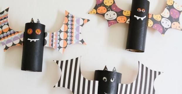 Easy Halloween Crafts For Kids Photo Gallery