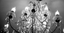Guide to crystal chandeliers