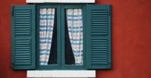 Buy beautiful curtains for your kitchen