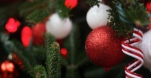 Our guide to fun christmas tree decorations