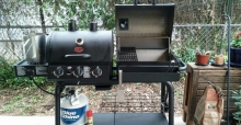 Recommended gas barbecue grills