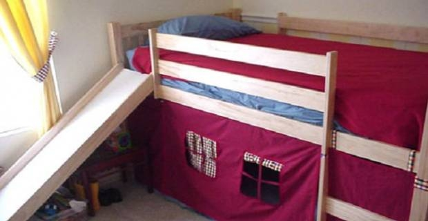 sneakers for cheap 83ead 1be3b Kids Beds With Slide On Excite UK