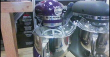 KitchenAid stand mixer for great baking and cooking results