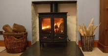 Choose the right log burner for your home
