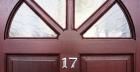 Most secure front doors:  a review