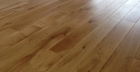 What type of oak flooring?