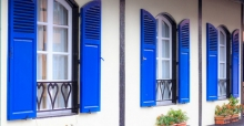 Spruce up homes with beautiful shutters for your windows