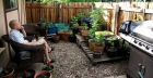 Creative budget savvy small garden design ideas
