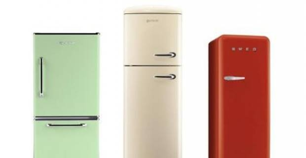 Smeg retro fridge freezer reviews