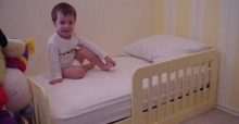 5 tips to transition kids smoothly into toddler beds