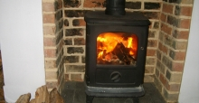Wood burning stoves installation cost and regulations