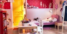 Childrens Bedrooms IKEA style