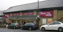 Bensons for Beds jobs