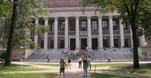 Best three business schools in the world