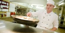 What to study to become a chef