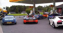 Petrol station franchises in the UK