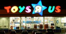 Toys R Us salaries for UK workers